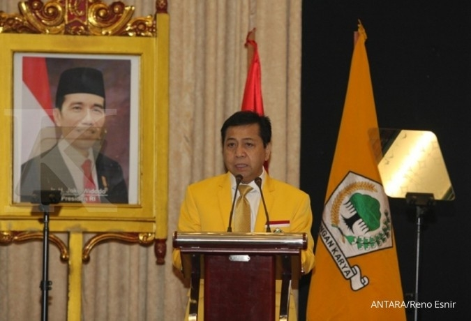 KPK names Setya Novanto graft suspect, again