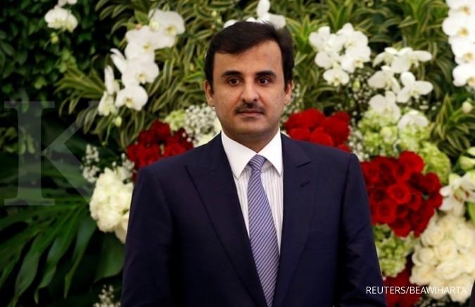 Wah, Emir Qatar kirim tim investasi ke Indonesia