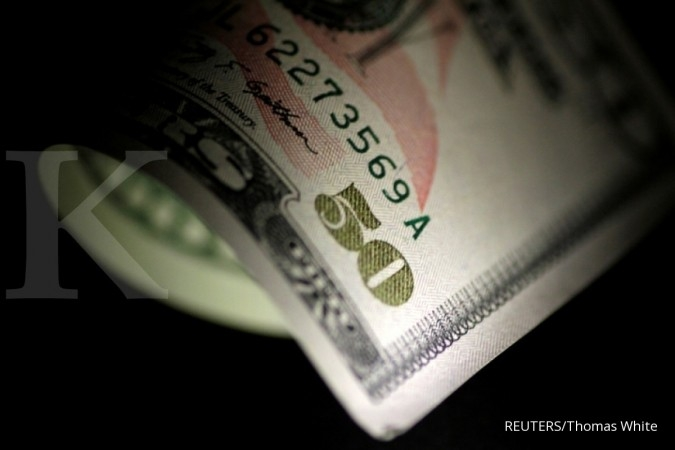 Penguatan dollar masih dibayangi sentimen negatif