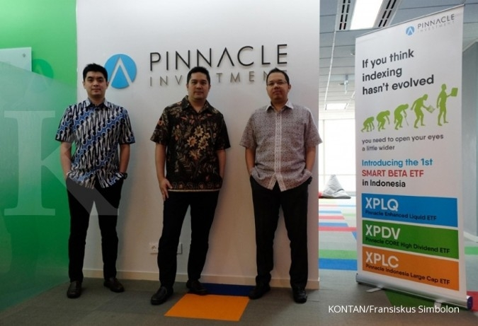 Pinnacle Indonesia Bond Fund torehkan return 11%