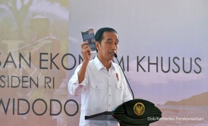 Jokowi: Investor gak bangun-bangun, cabut izinnya