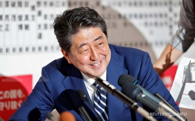 PM Jepang minta korporasi naikkan gaji minimal 3%