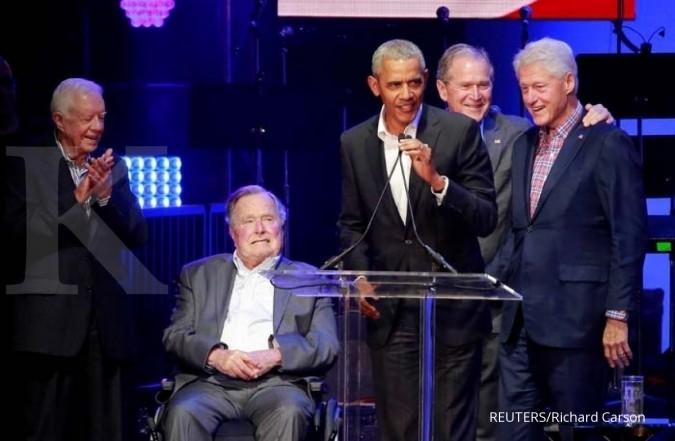 Intip gaya hidup sederhana Mantan Presiden AS tertua Jimmy Carter