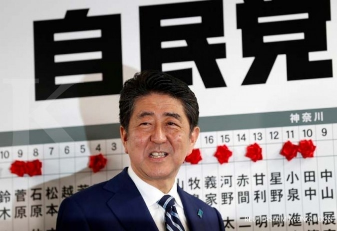 Japan leaves door open for PM Abe-Kim Jung Un summit