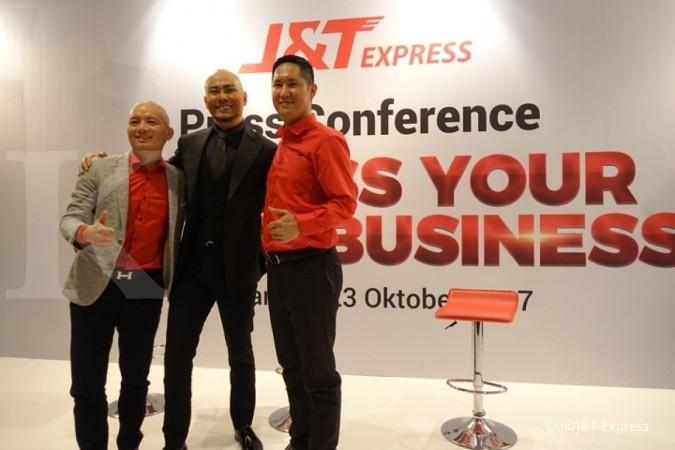 J&T Express ganti slogan