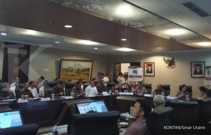 Rapat kreditur Modern Sevel dilanjutkan voting