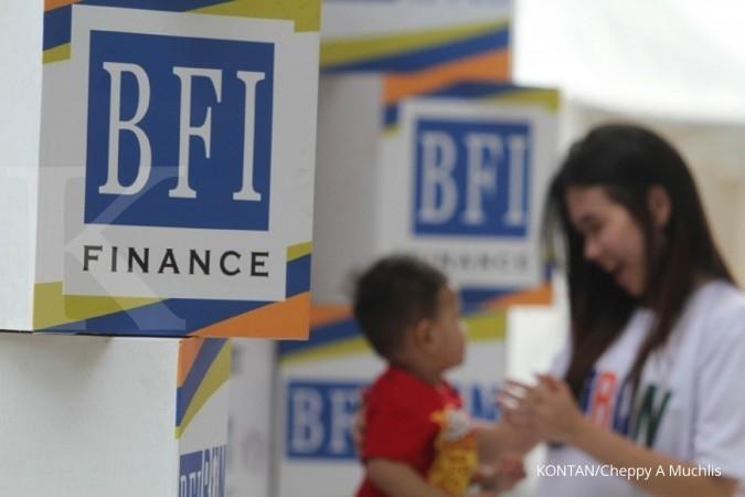 BFIN BFI Finance jaga ketat rasio kredit bermasalah