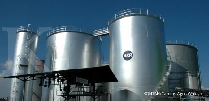 Bisnis solar AKR Corporindo makin melar