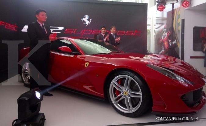 Ferrari 812 Superfast mulai dijual di Indonesia