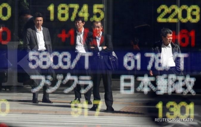 Bursa Asia menguat berjemaah