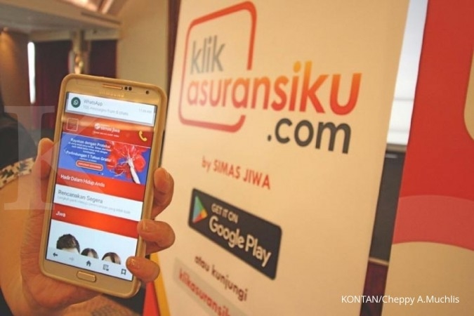 SMMA jual saham Asuransi Simas Jiwa ke anak usaha