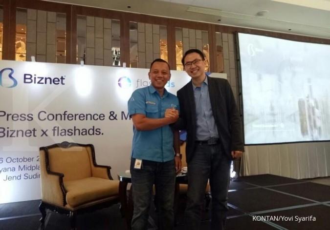 Biznet Hotspot Layanan Wifi Gratis Kian Menyebar