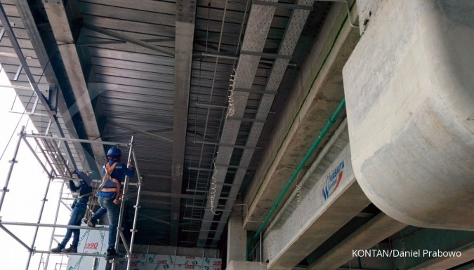 Pencapaian kontrak baru Waskita Beton capai 89% dari target 2017