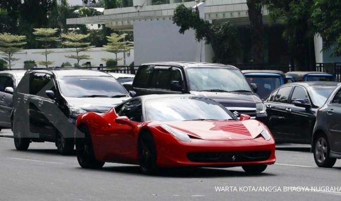 Klub Ferrari minta Anies tak hanya soroti mobil mewah