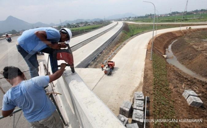 ACST WSKT Konstruksi Tol Jakarta-Cikampek lI capai 13%