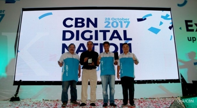 Bisnis CBN siap menyasar milenial yang haus data
