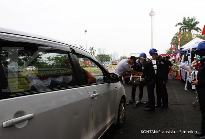 Februari Kemhub berlakukan sanksi ke taksi online