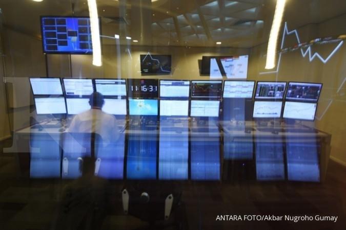Menakar aksi buyback saham emiten