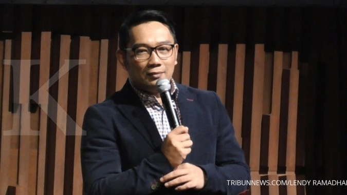 Ridwan Kamil tepis perpecahan parpol pengusungnya