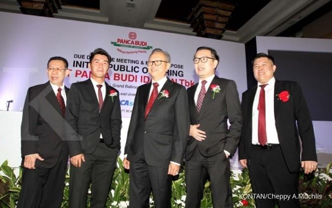 IPO Panca Budi Idaman sodorkan PE 7-10 kali