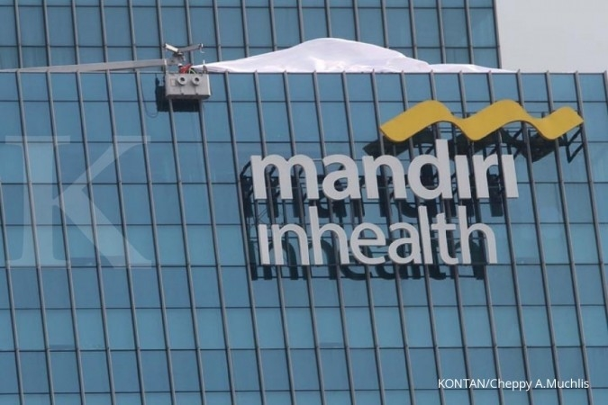 Per November, premi Mandiri Inhealth tumbuh 20%