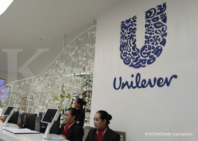Unilever masih tumbuh, tapi melambat