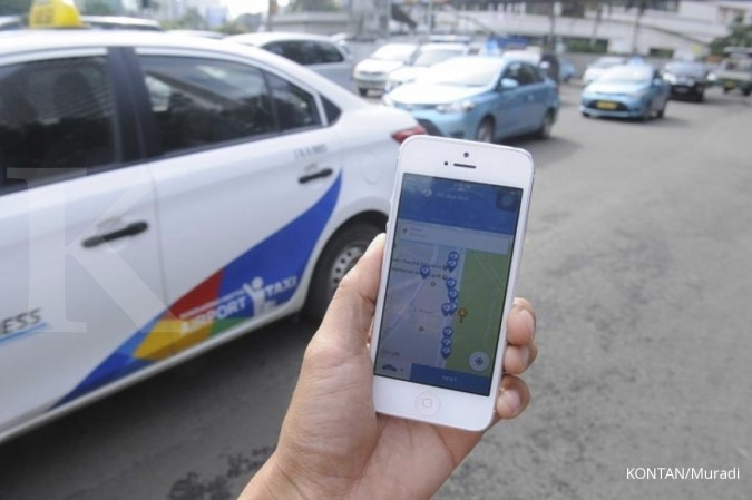 Ride-hailing apps hitting conventional taxis badly