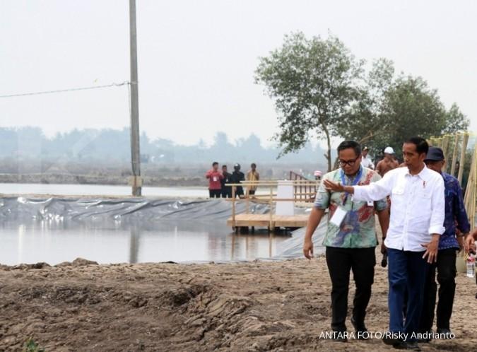 Bank Mandiri revitalisasi tambak 830 ha di Bekasi