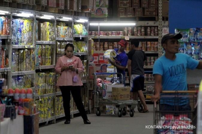 Target ekonomi 5,2% terancam lemahnya konsumsi