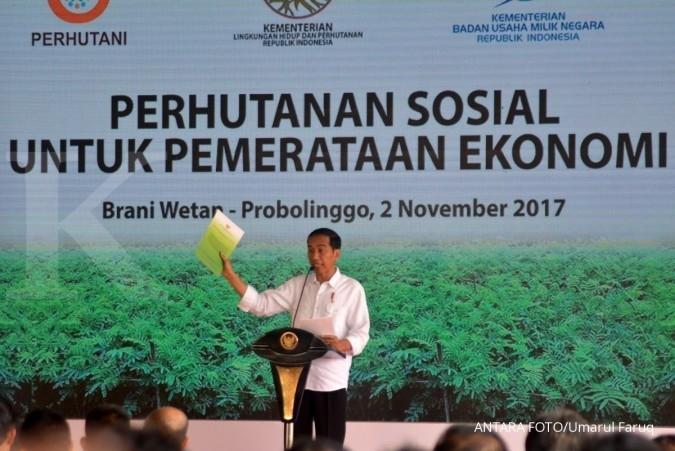 Jokowi akan luncurkan Hutan Sosial di Madiun