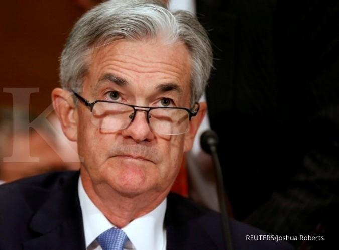 Jerome Powell terpilih menjadi bos baru The Fed