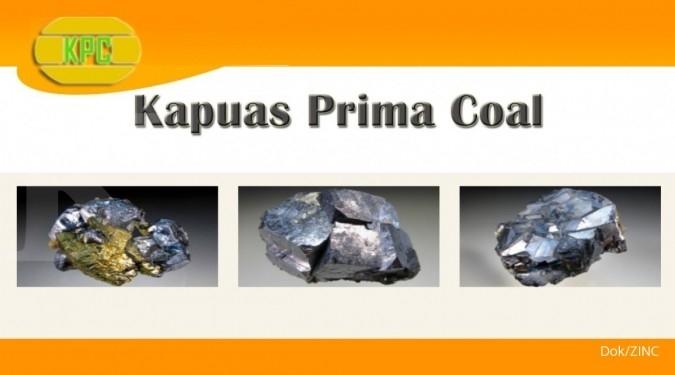 ZINC Kapuas Prima nikmati kenaikan harga seng & timbal