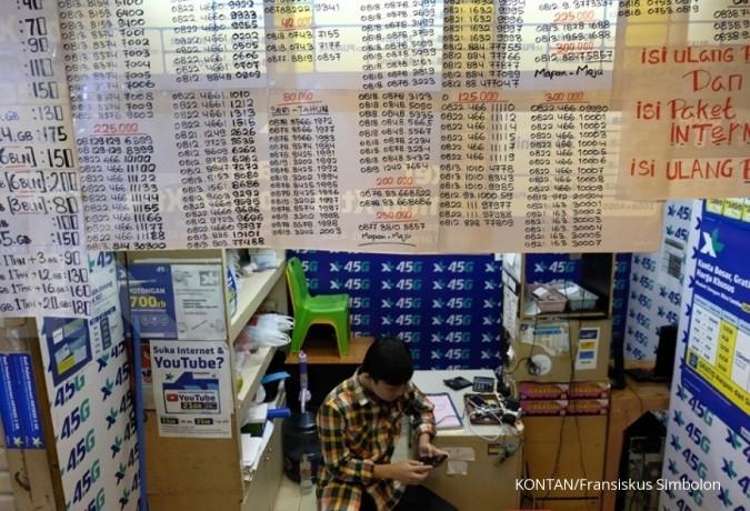 Sambut Ekonomi Digital, Sukseskan Registrasi Kartu