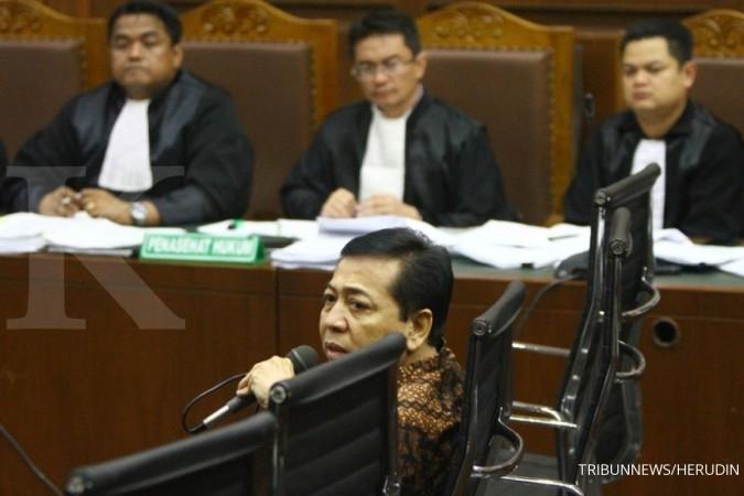 Mengapa laporan Setya Novanto cepat diusut polisi?