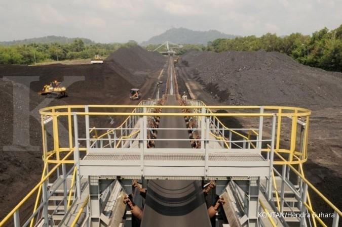 Realisasi batubara untuk listrik 2017 naik 8,57%