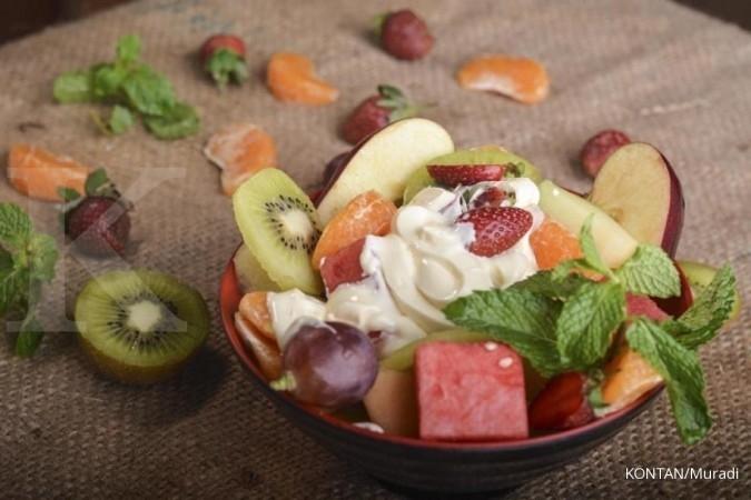 6 pola makan sehat untuk solusi tahun baru