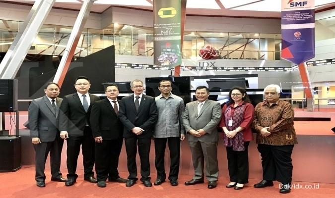 ZINC Smelter timbal Kapuas Prima beroperasi di 2018