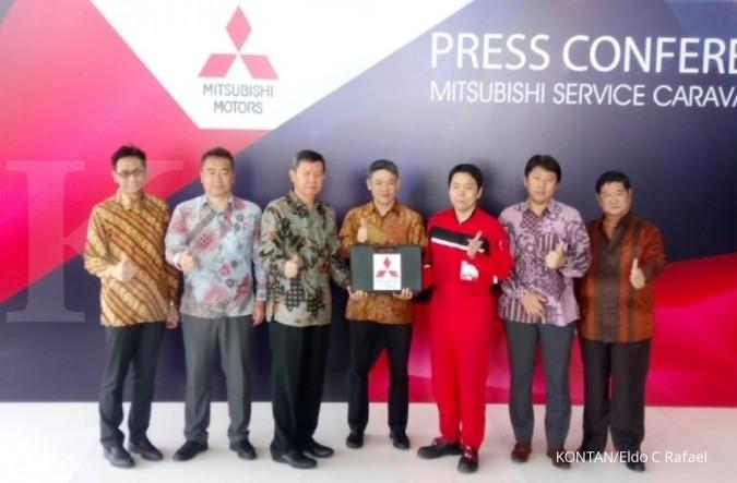 Mitsubishi kampanye perbaikan Mitsubishi Outlander