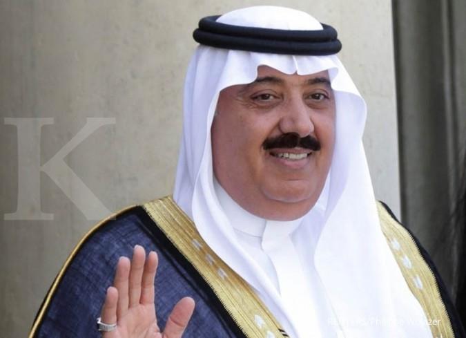 Serahkan aset, pangeran Arab dibebaskan