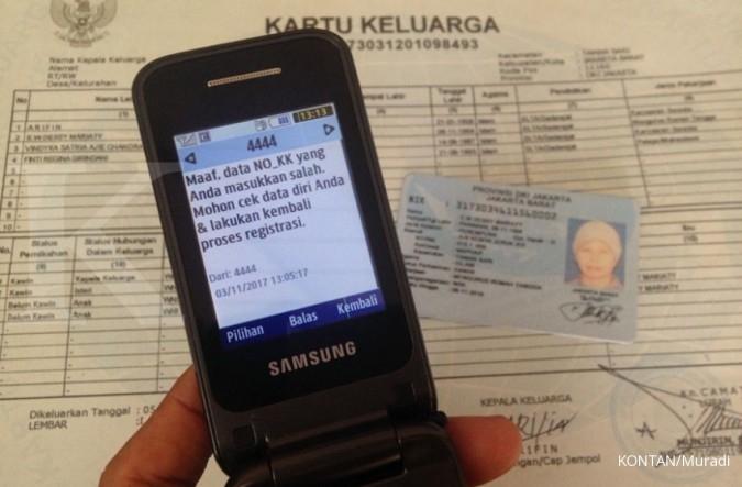 Soal registrasi kartu prabayar, siapa diuntungkan?