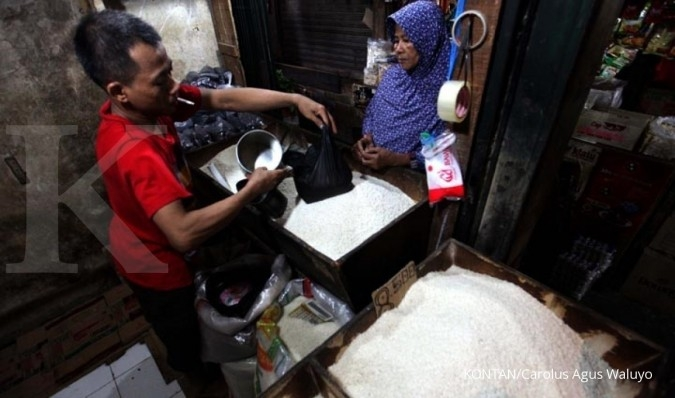 Government to import rice amid rising prices