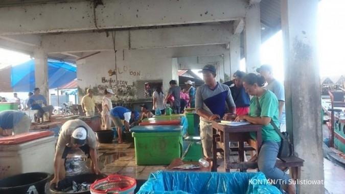 Mengendus ramai lelang ikan di Bagan (2)