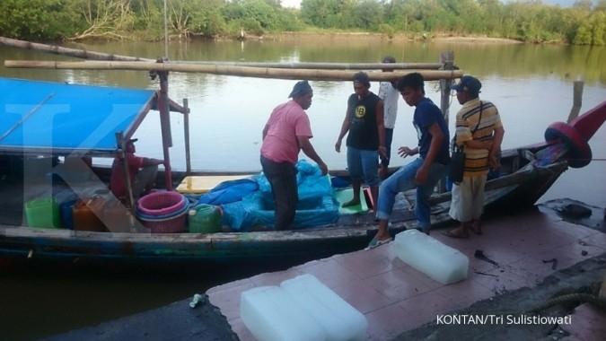 Mengendus ramai lelang ikan di Bagan (3)