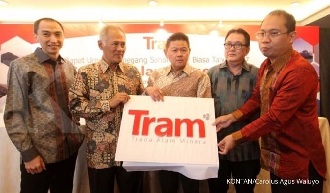 TRAM Trada Alam Minera (TRAM) perluas bisnis pertambangan di Kalimantan Timur