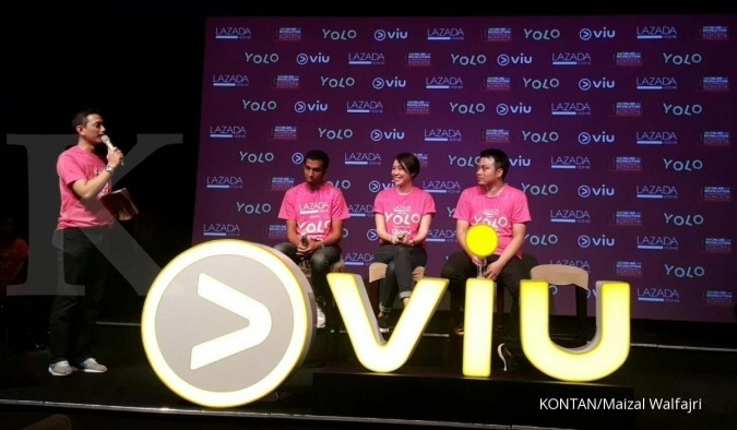 Video streaming Viu kian ekspansif di Indonesia