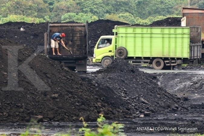 Penguatan harga batubara diprediksi cuma sesaat