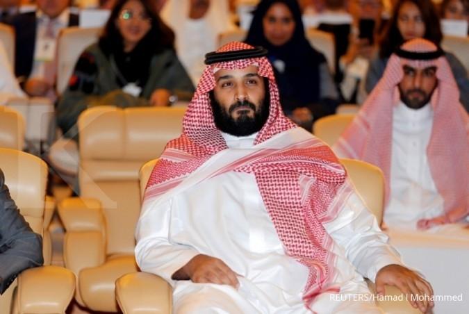 Lagi-lagi, Arab Saudi tangkap pangeran dan pejabat