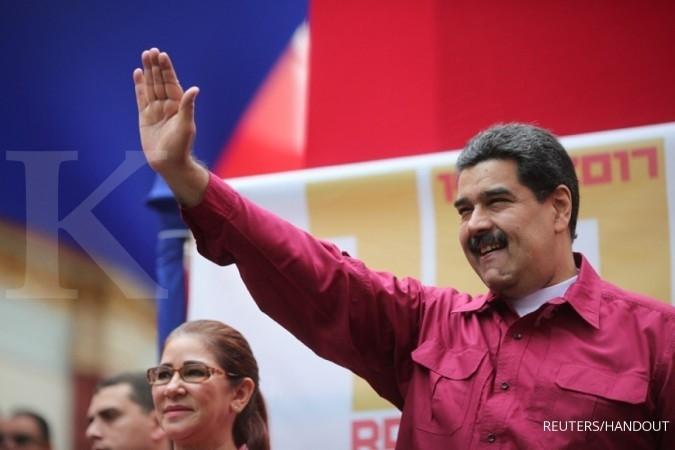 Saat Putin meringankan beban utang Venezuela