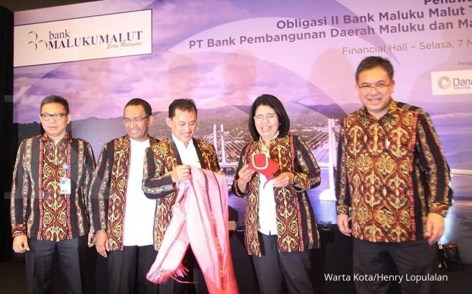 Bank Maluku-Malut catatkan obligasi Rp 500 miliar