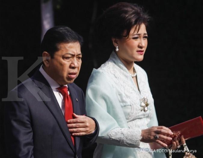 Istri Setya Novanto juga tak hadiri panggilan KPK